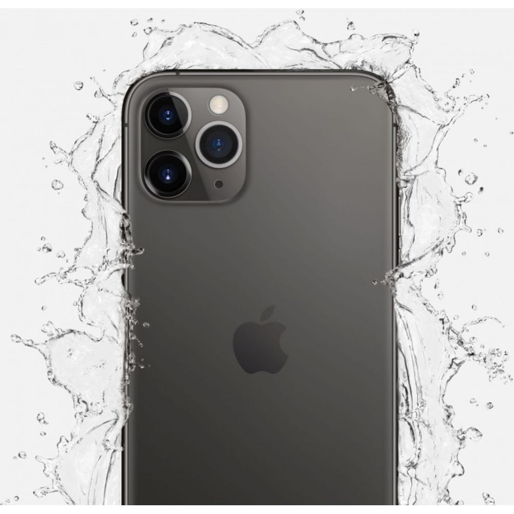 айфон 11 про макс 64 серый космос
