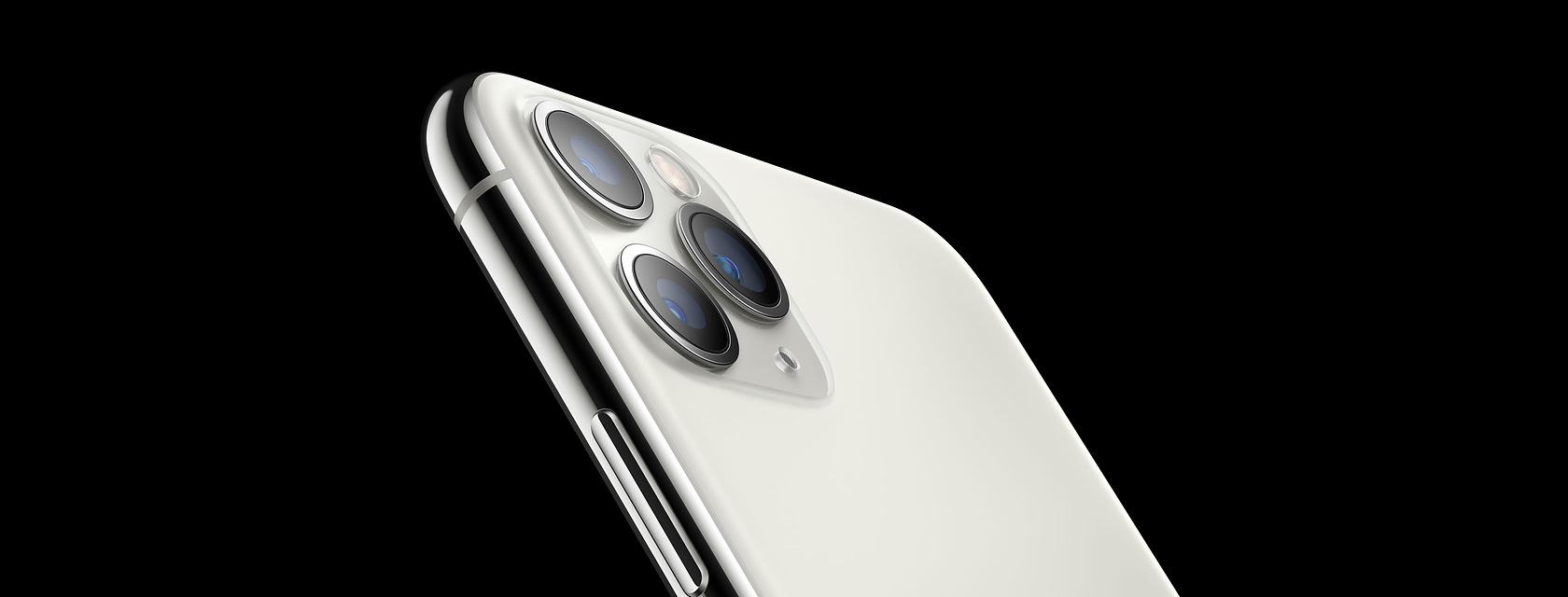айфон 11 про макс 256 серебристый