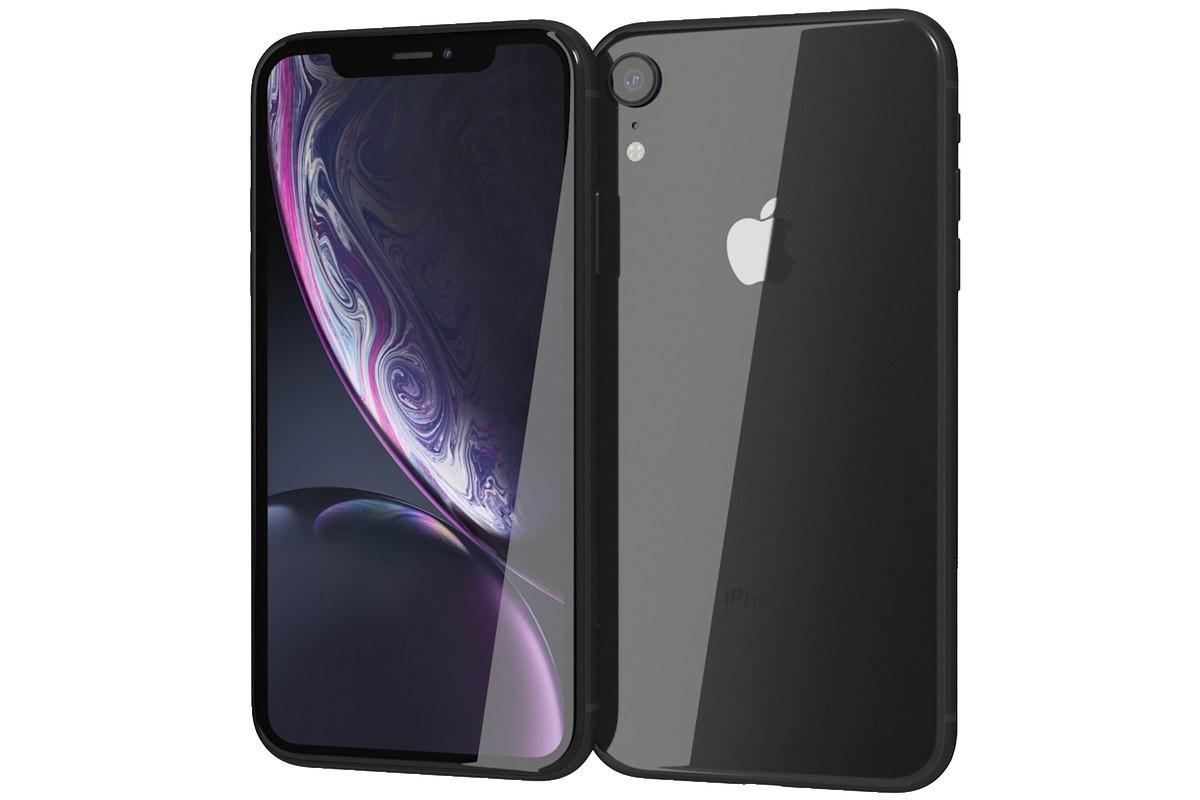 айфон xr 64 чёрный