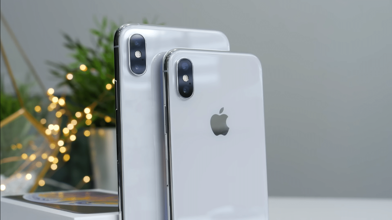 iphone xs max 256 silver