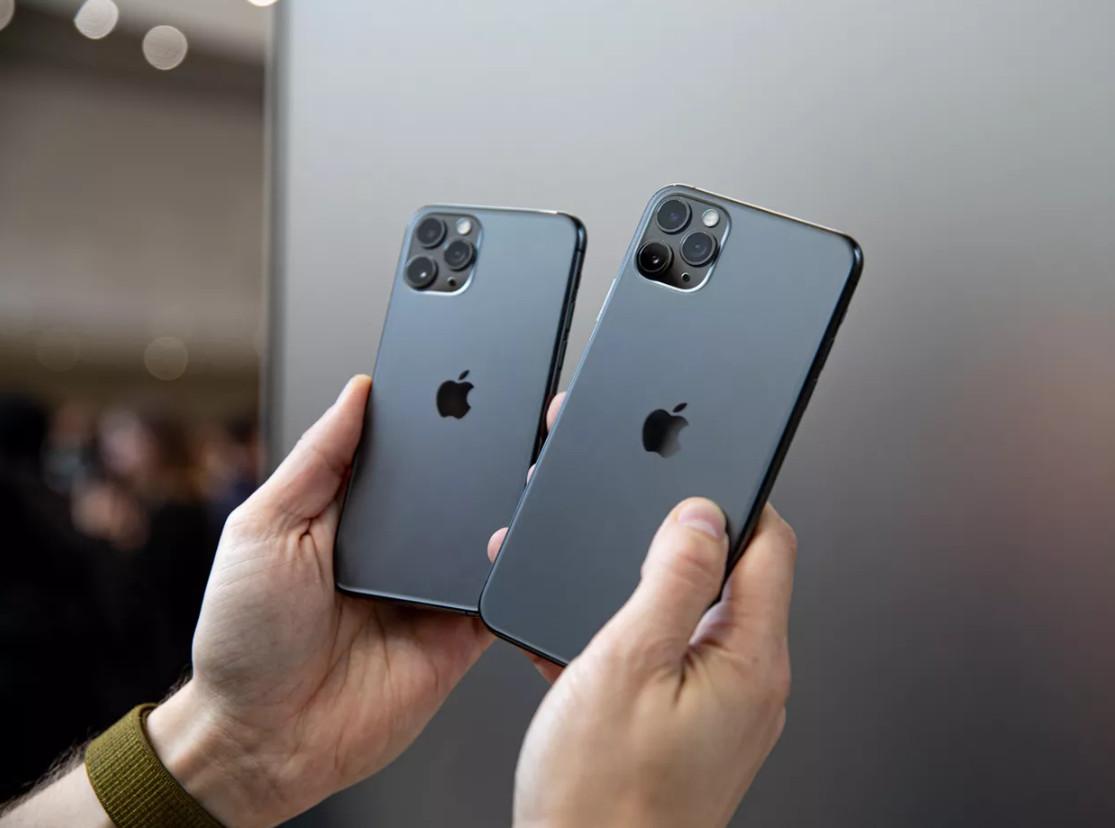 айфон 11 про макс 256 серый космос