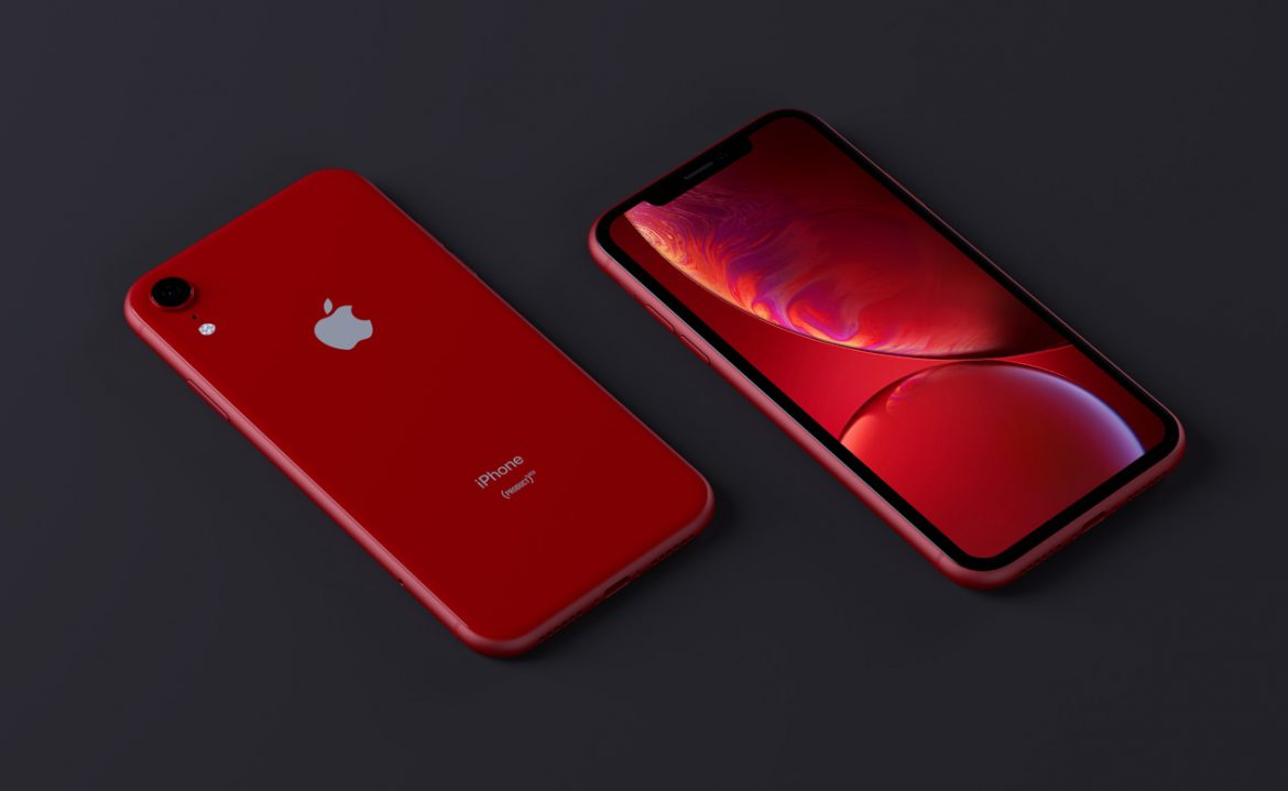 iphone xr 128 red