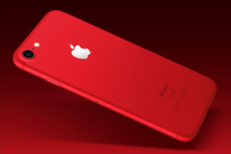 айфон 8 64 красный