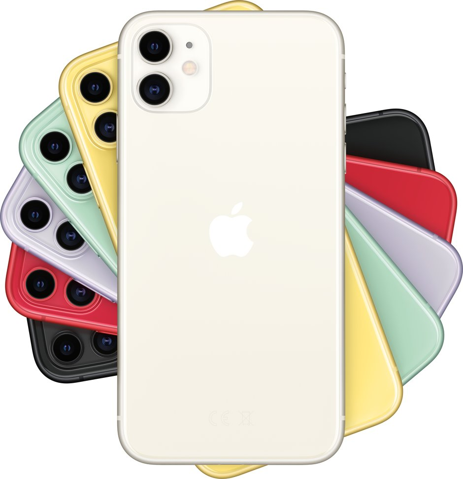 айфон 11 256 белый