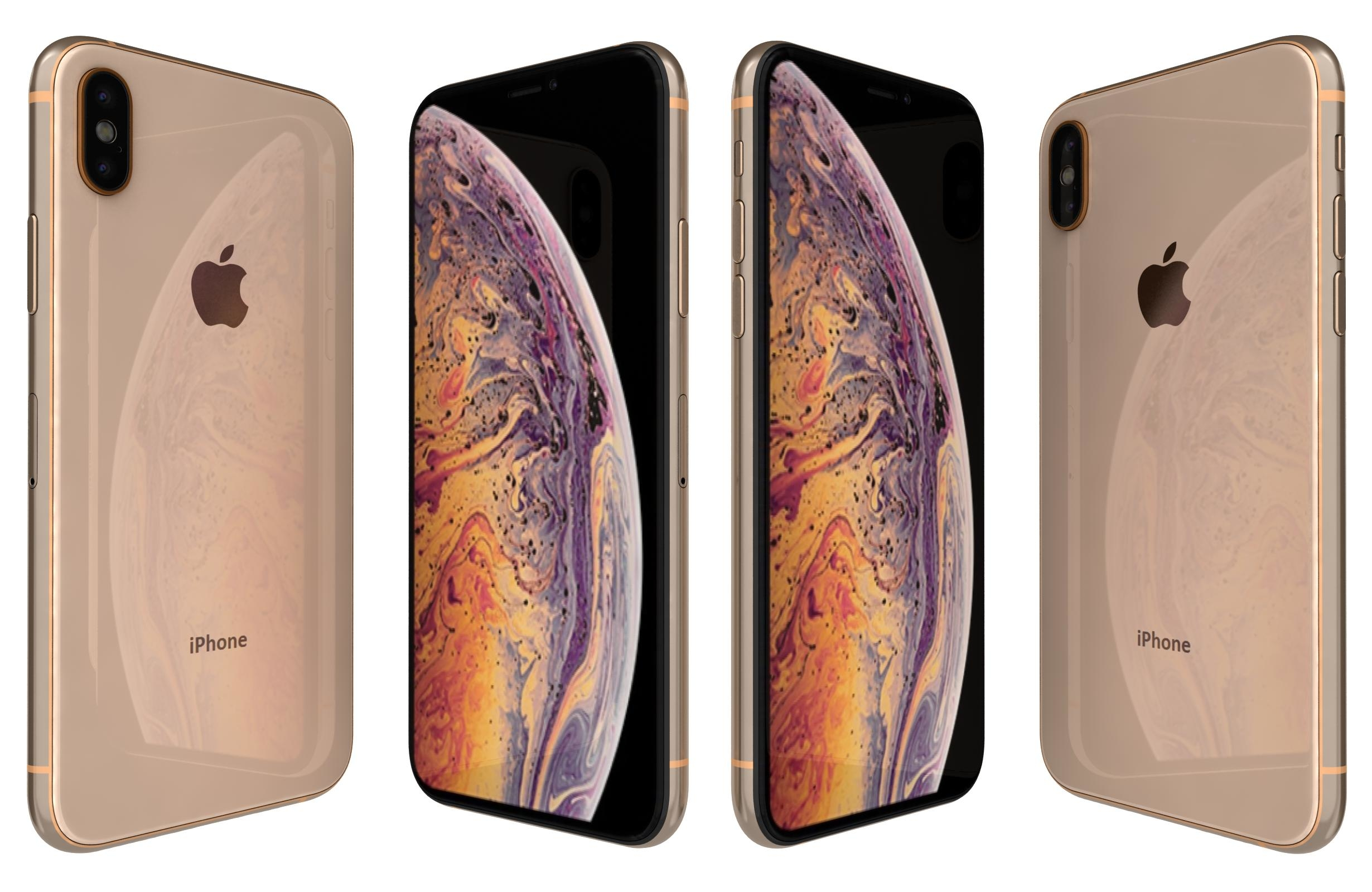 iphone xs 512 gold