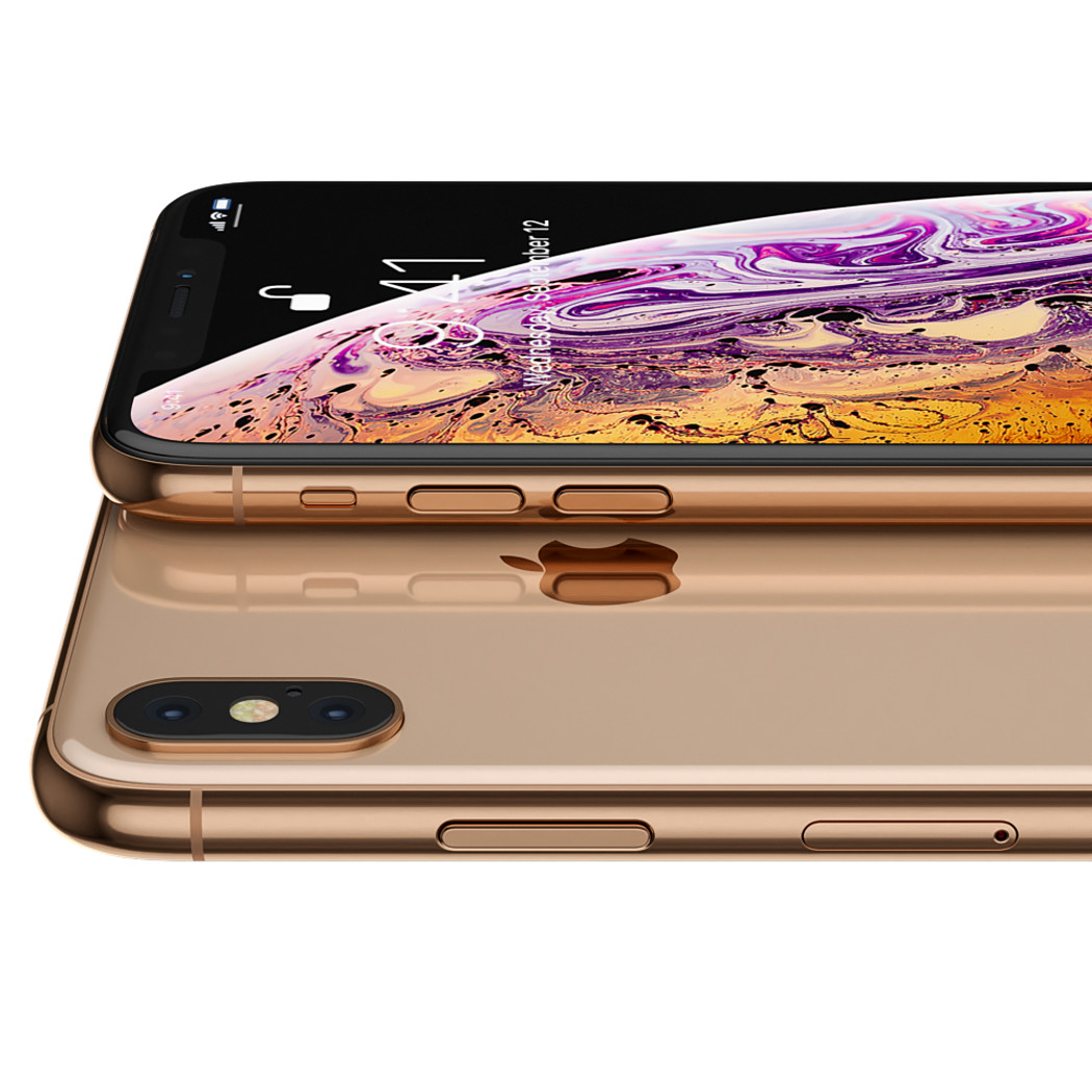 iphone xs max 64 gold