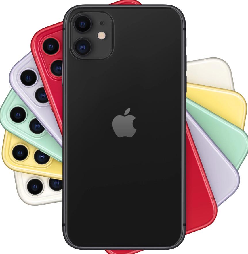 айфон 11 128 чёрный