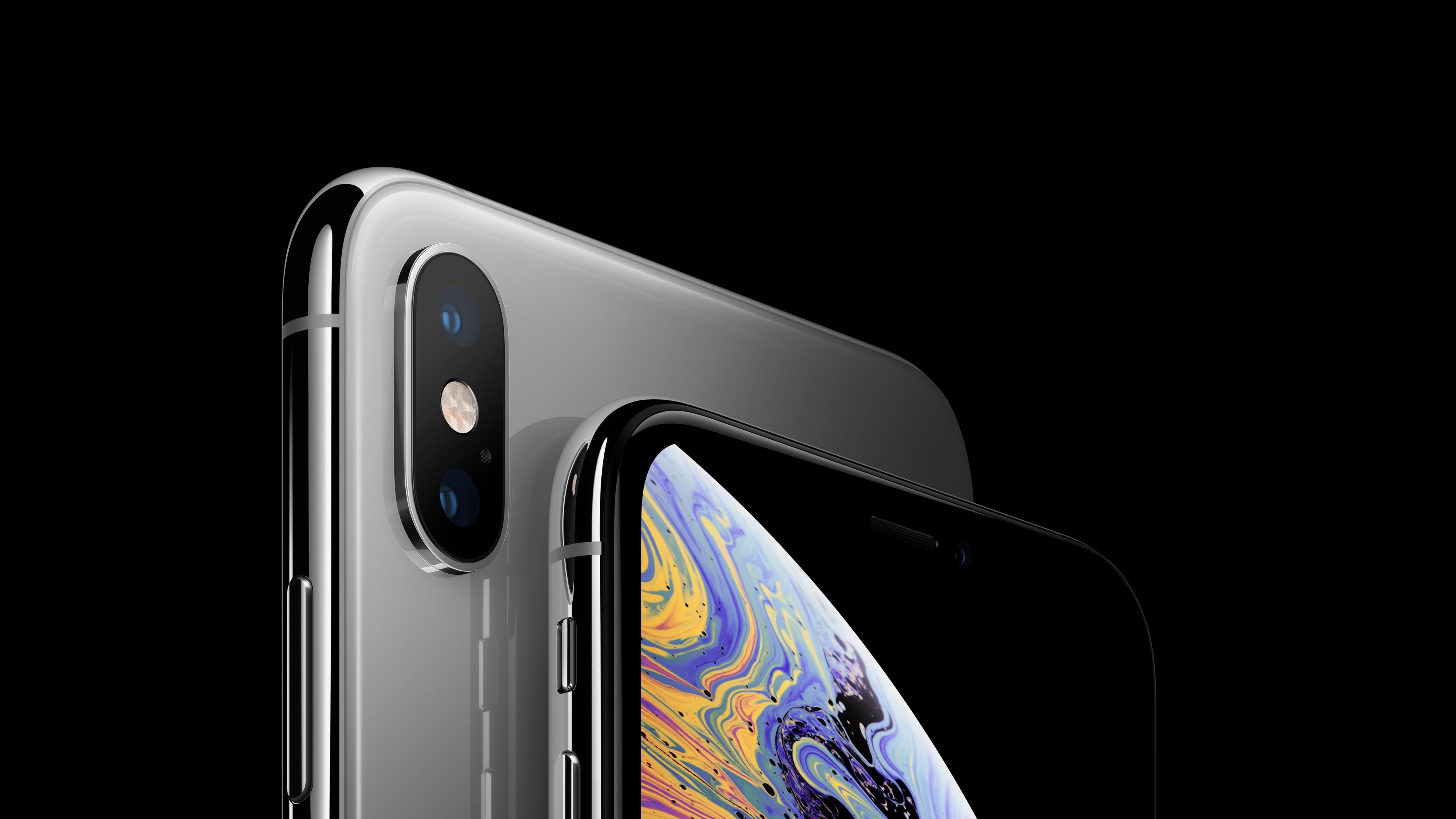айфон xs max 64 серебристый