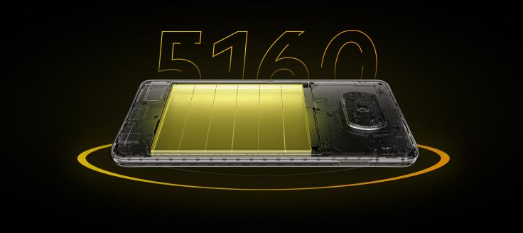 телефон POCO X3 Pro 6/128 GB Чёрный