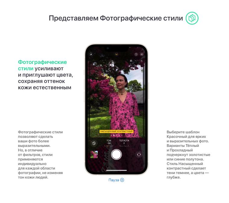 купить Apple iPhone 13 128 GB (PRODUCT) RED™