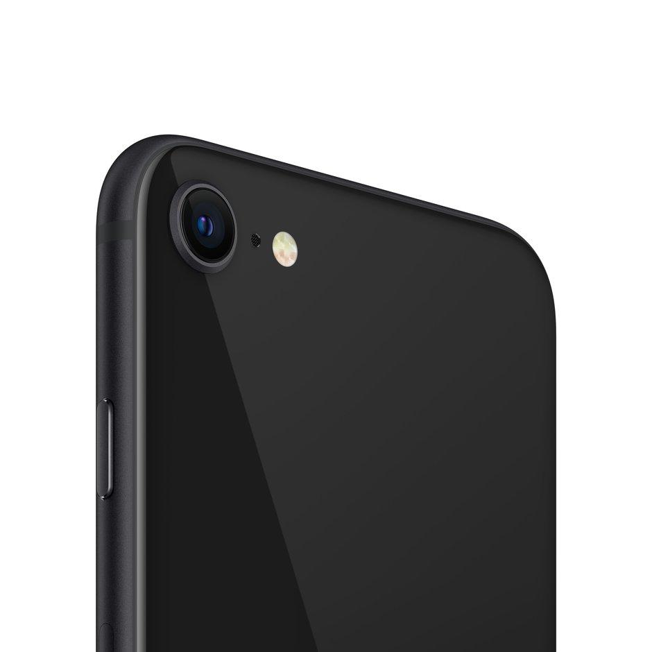 новый айфон се 256 гб черный