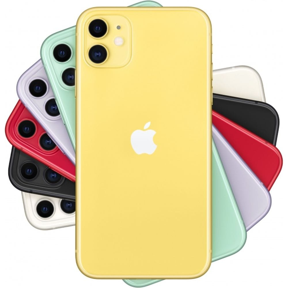 iphone 11 256 yellow