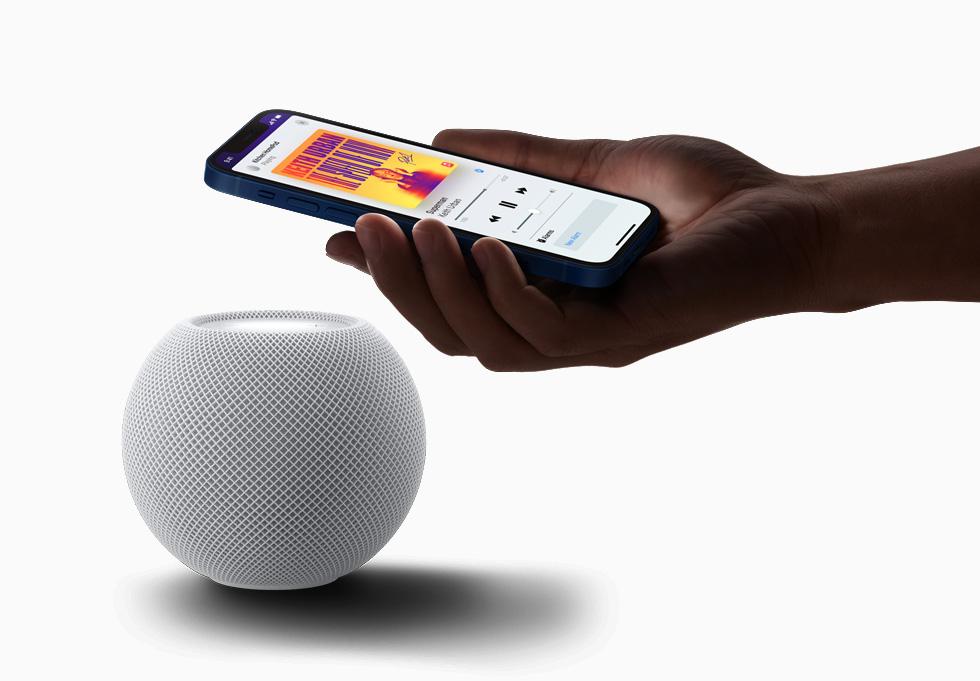 Apple HomePod Mini Серый космос