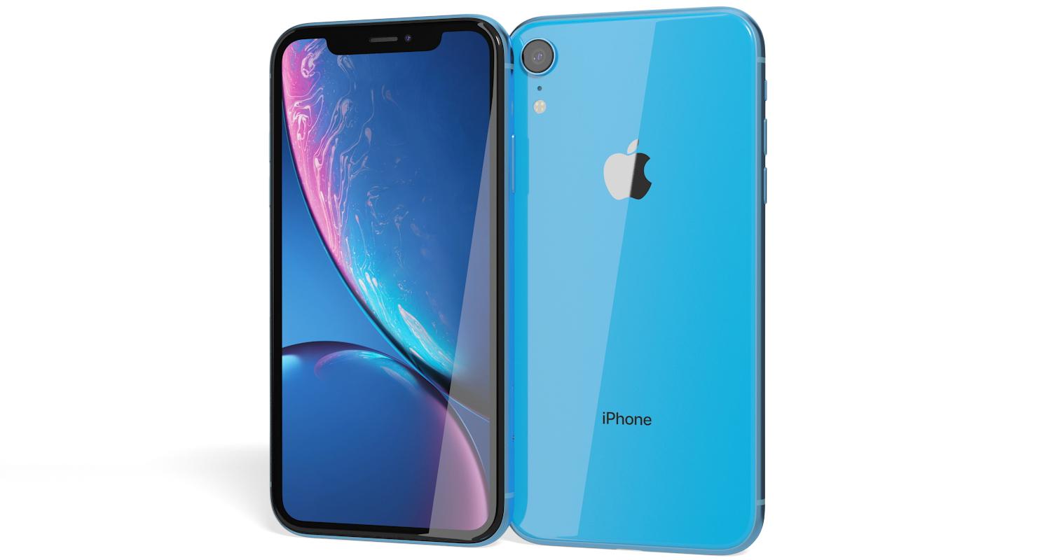 айфон xr 64 синий