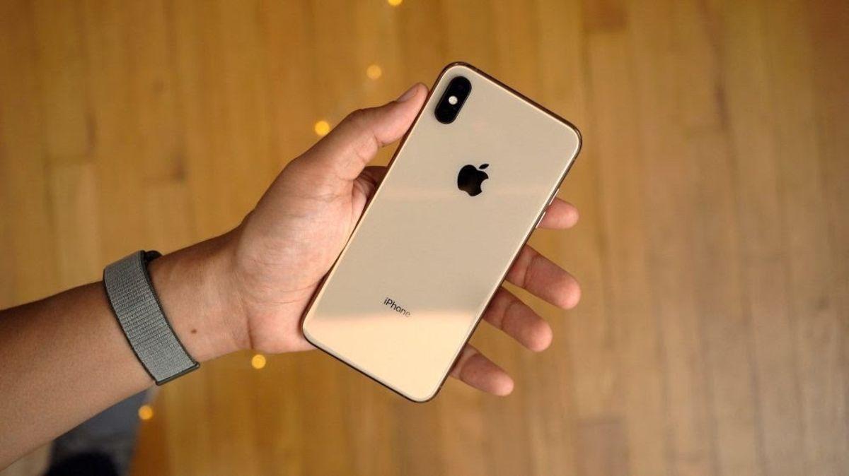 айфон xs max 64 золотой