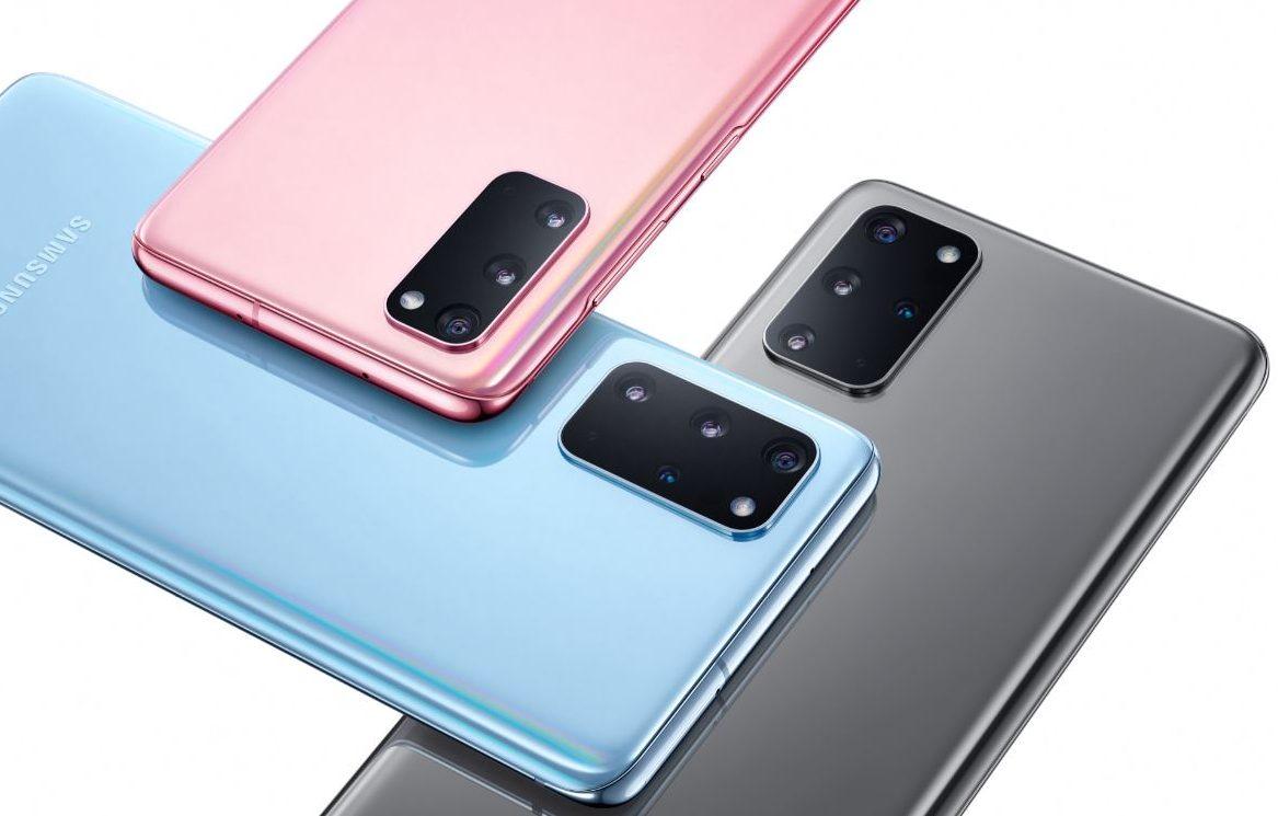 Samsung Galaxy S20 8/128 GB Cosmic Gray