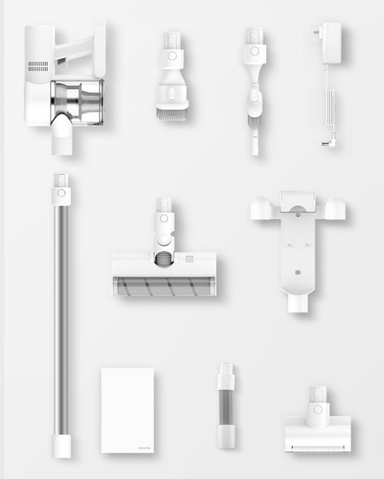 робот пылесос Xiaomi Dreame V10