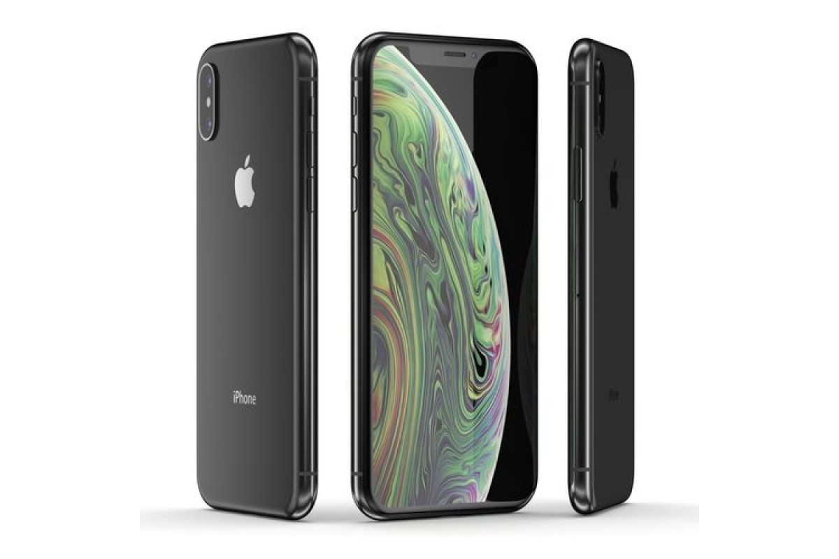 iphone xs 64 space gray
