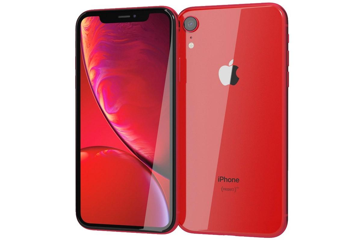 айфон xr 128 красный