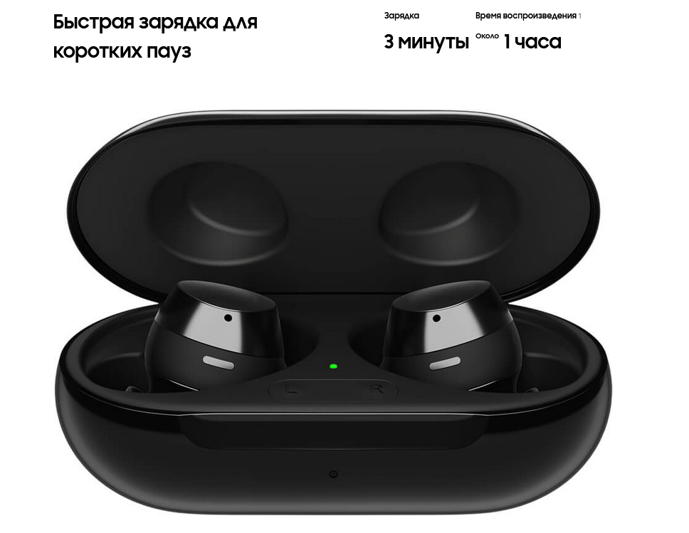 Samsung Galaxy Buds Plus Белый цена