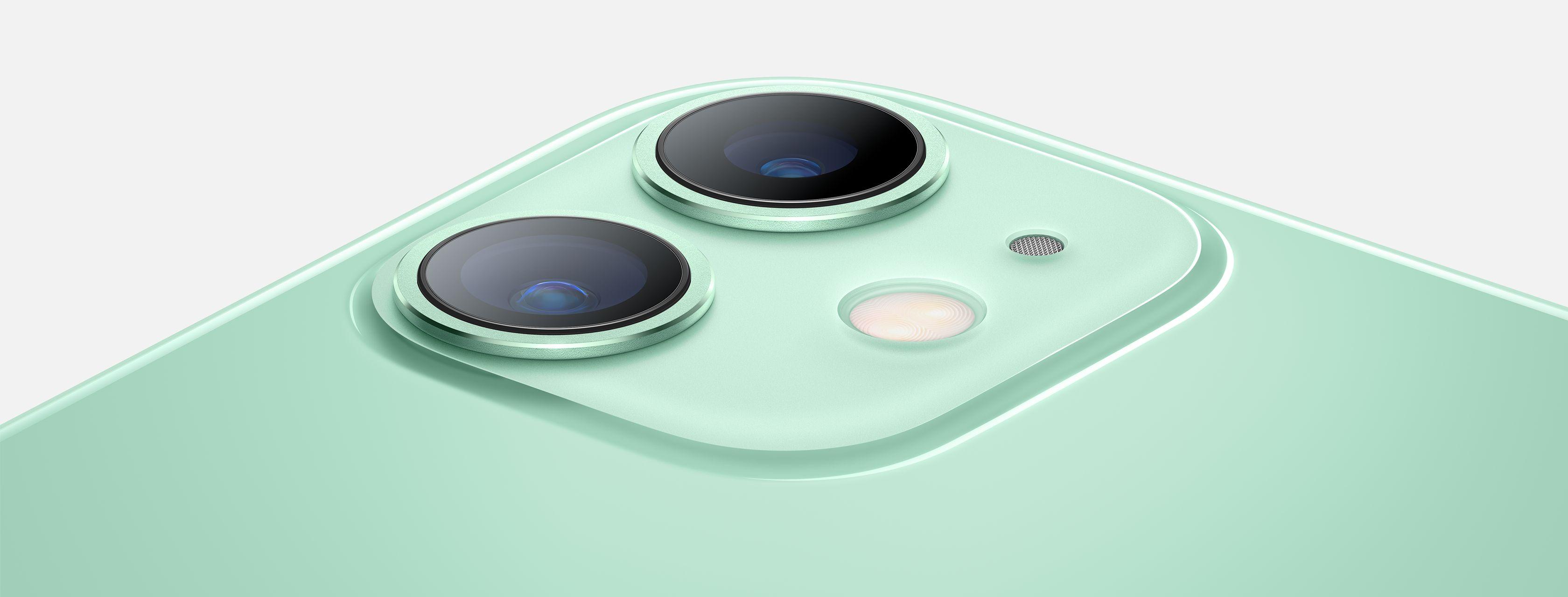 айфон 11 128 зелёный