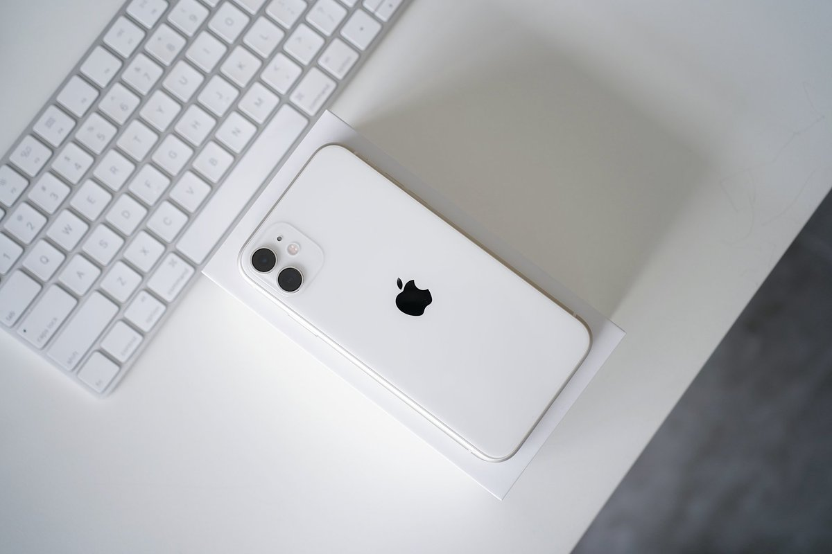 iphone 11 64 white