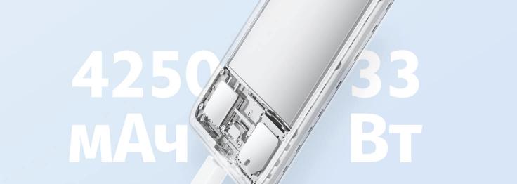 смартфон Xiaomi Mi 11 Lite 6/64 GB Голубой