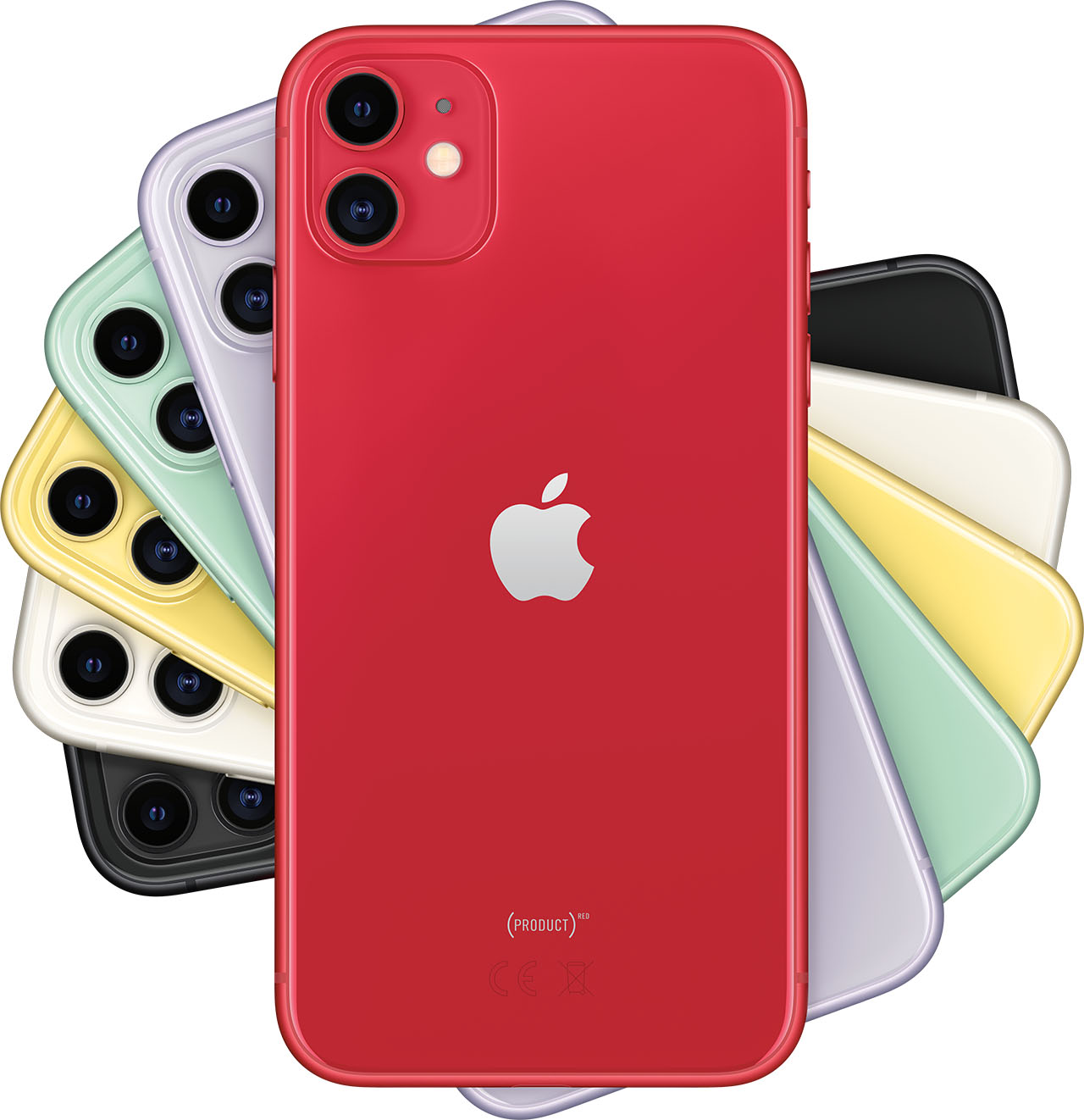iphone 11 256 red